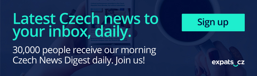 Expats.cz Daily Digest Signup