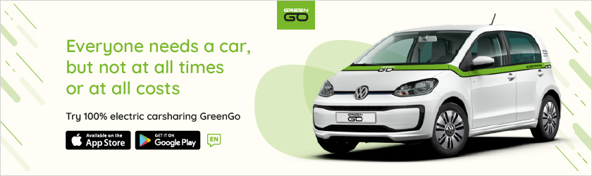 Green GO  -  In-article banner