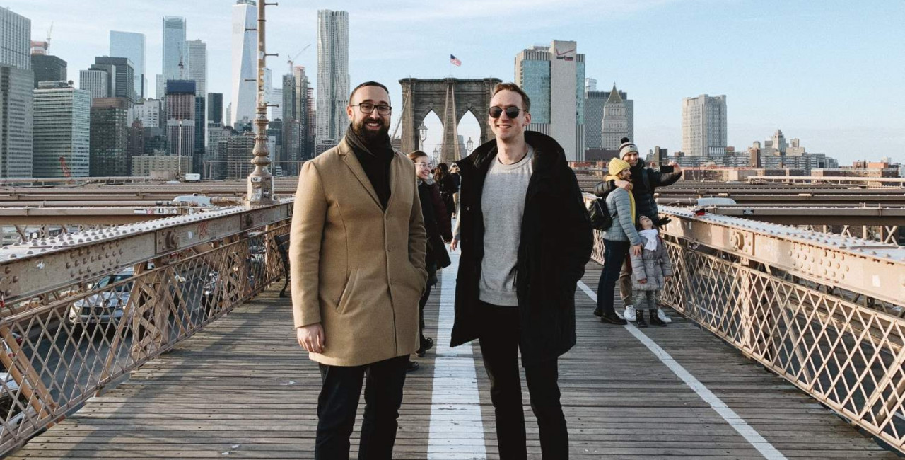 The founders of Motionlab in New York / via CzechInvest