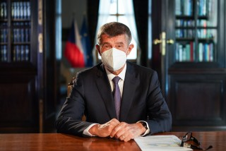 Czech PM admits error in fight against COVID-19, urges public to take measures seriously