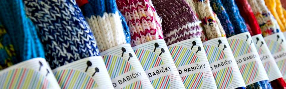 Czech Grannies Knit This Season's Statement Socks