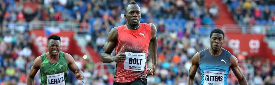 Olympic Champion Bolt to Run One of His Final Career Races In Ostrava