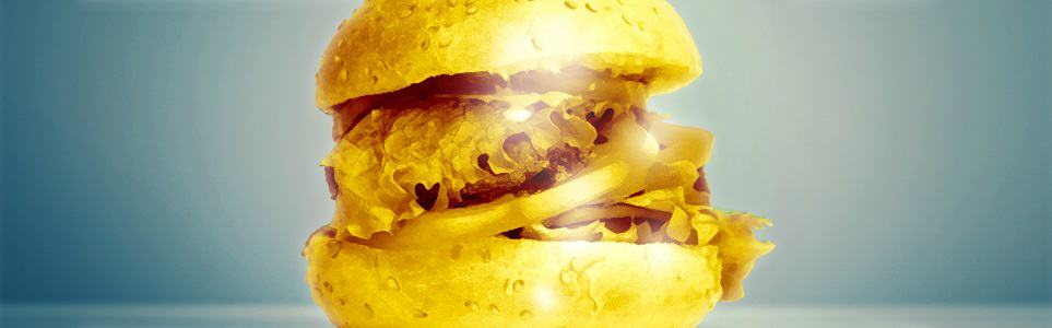 A Golden Burger for the Golden City