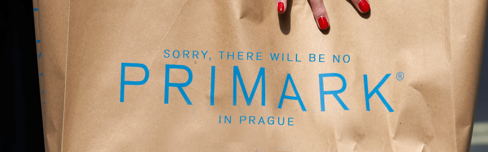 Primark Says It Has No Plans to Open a Store in Prague