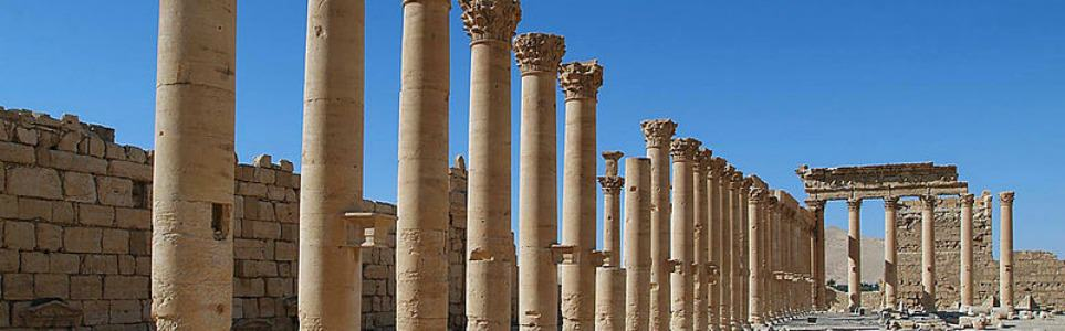 Czech National Museum to Help Rescue Syrian Monuments