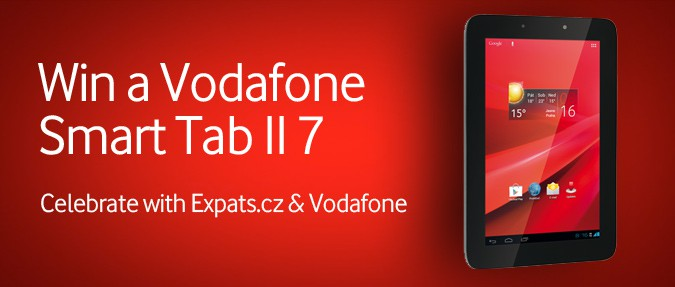 Win a Vodafone Tablet!
