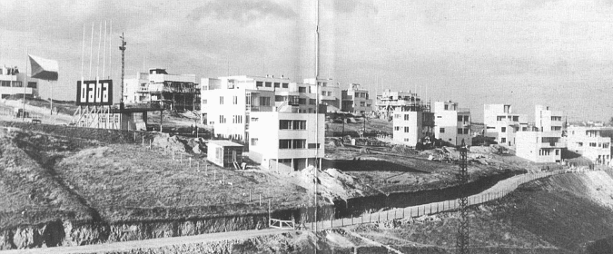 The Baba Housing Estate