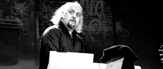 Interview: Bill Bailey