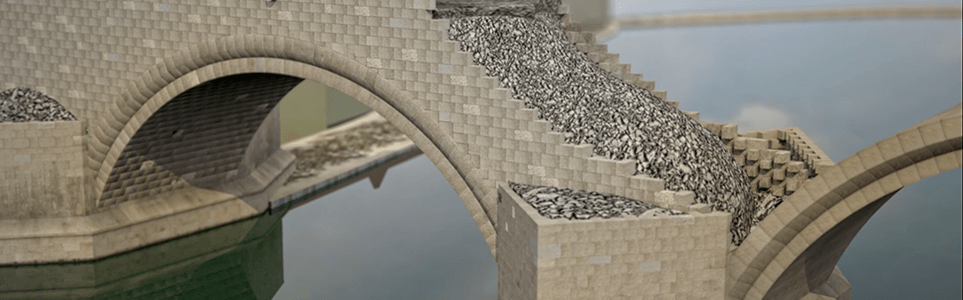 VIDEO: Amazing Recreation of 14th-Century Construction of Charles Bridge