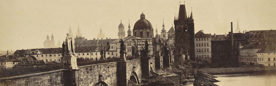 1850s Prague Photography on Display at City Gallery