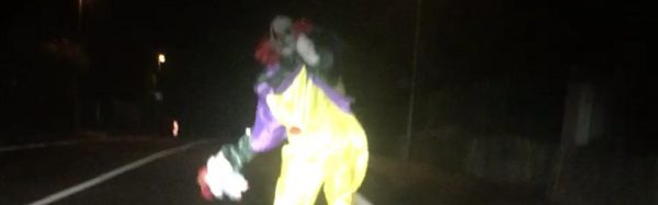 Scary Clowns Now Reported in the Czech Republic