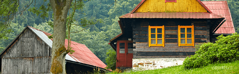 How to Rent a Czech Cottage