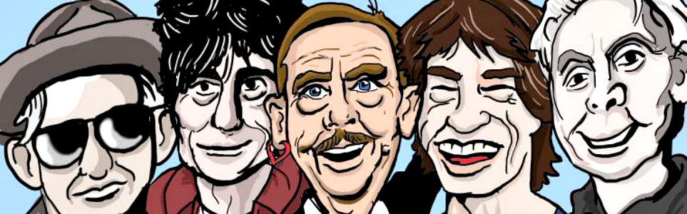 Caricature Artists Around the World Celebrate Václav Havel