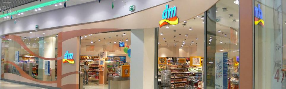 Dm Drugstore to Launch On-Line Shopping in the Czech Republic