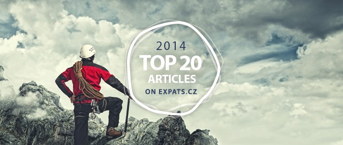 Top 20 Articles on Expats.cz in 2014