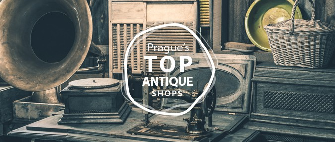 Prague's Top Antique Shops