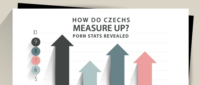 How Do Czechs Measure Up..? Porn Stats Revealed