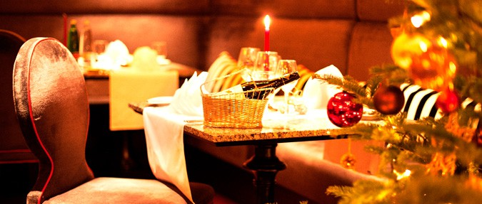 WIN: Advent Menu at Le Grill Restaurant!