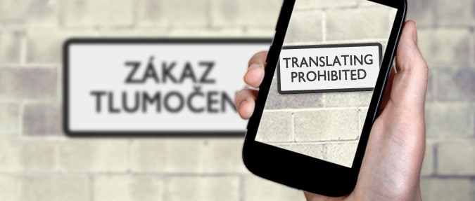 Google Translate App Now Supports Czech