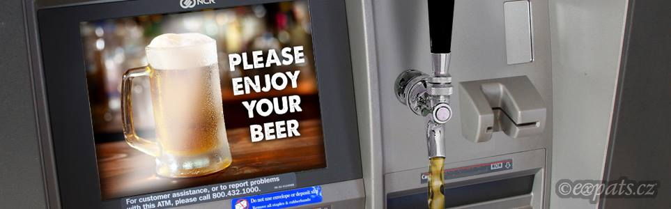 "Czech Beer ""ATM"" Now Open for Spring Season"