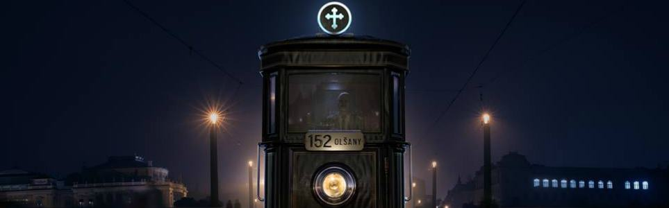 VIDEO: 100 Years Ago Prague Had a Funeral Tram