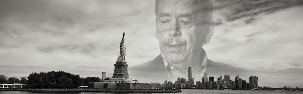 New York City Rings in September 28 as Václav Havel Day