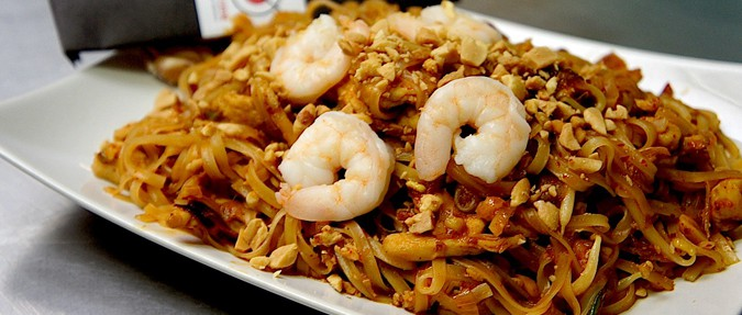Recipe: Pad Thai by Sushi Time