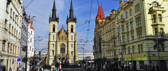 Prague Districts: Holešovice – part I.