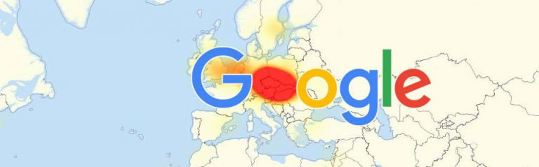 Czech Republic Hit by Google Outage