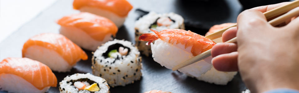 Prague's New Generation of Sushi Bars and Japanese Cuisine