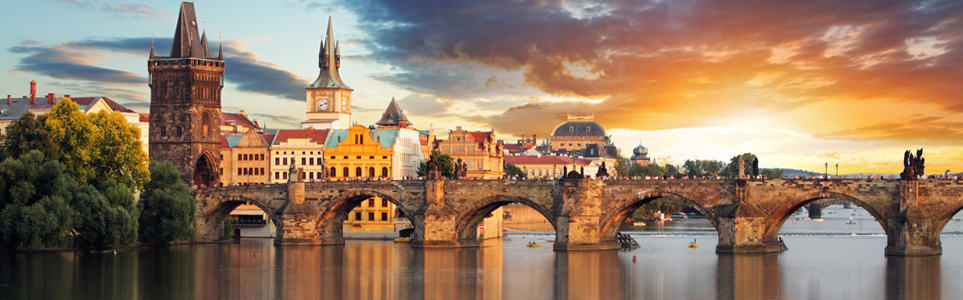 Vote for Prague as Best European Destination