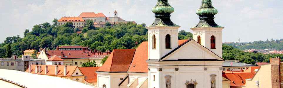 New York Times Taps Brno as 2016 Place to Go