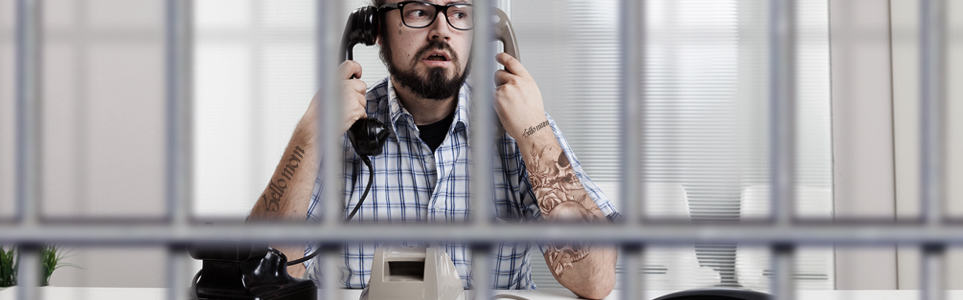 Prague's Newest Call Center is in a Prison