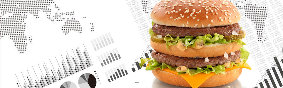 2016 Big Mac Index Shows Low Cost of Living in ČR