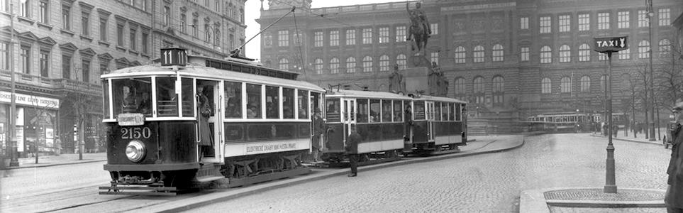 Will Trams Return to Wenceslas Square?