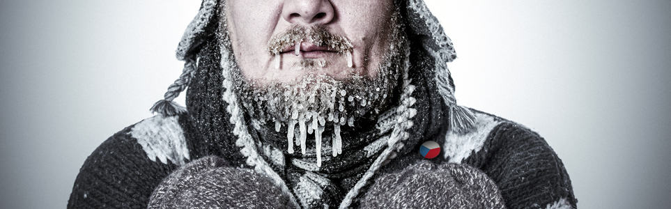 The Czech Republic's Big Freeze by the Numbers
