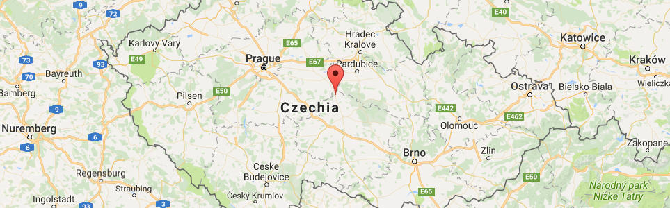 Google Maps Changes Czech Republic to Czechia