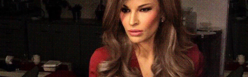 Melania Trump Has a Czech News Anchor Look-Alike