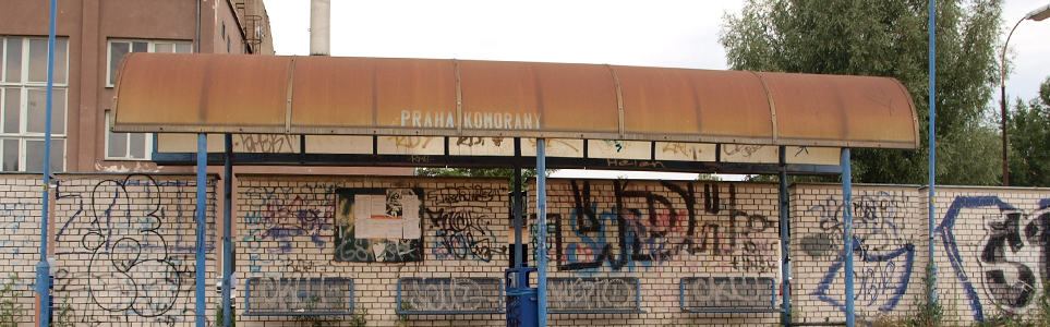 Ugliest Bus and Train Stations in the Czech Republic Named