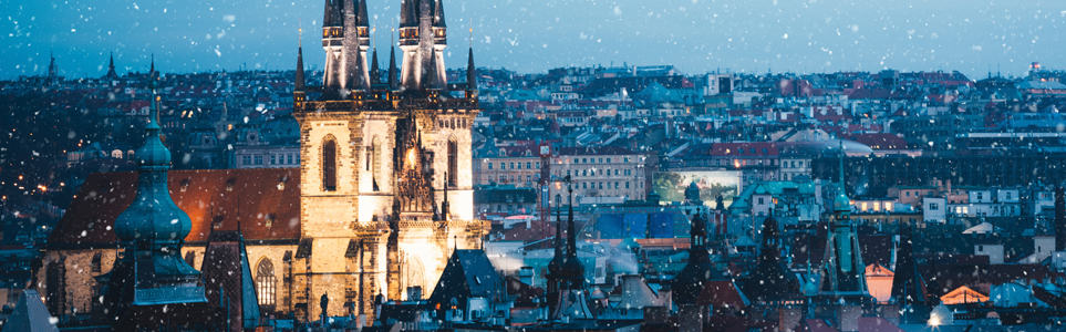 Prague Named One of World's Most Desirable Destinations