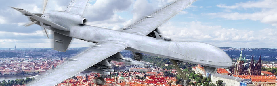 US Spy Drones to Fly Above Czech Skies