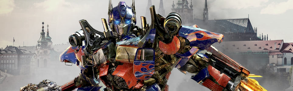 Transformers 5 to Shoot in the Czech Republic?