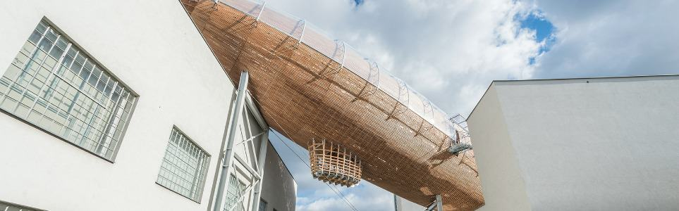 DOX Gulliver Airship to Open in December