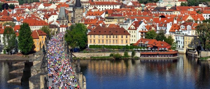 Congratulations on successfully completing the Volkswagen Prague Marathon!