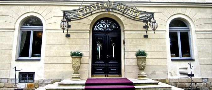 Chateau Mcely – Piano Nobile Restaurant