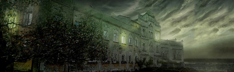 The First Czech Haunted House is Now Terrifying Visitors