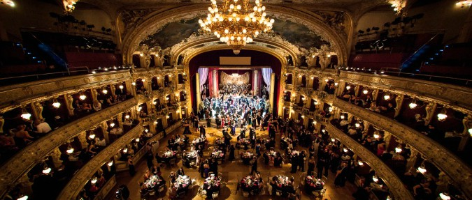 An Inside Look at Prague's Stunning Opera Ball