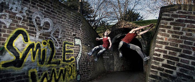 Prague's Parkour Scene Reaches New Heights
