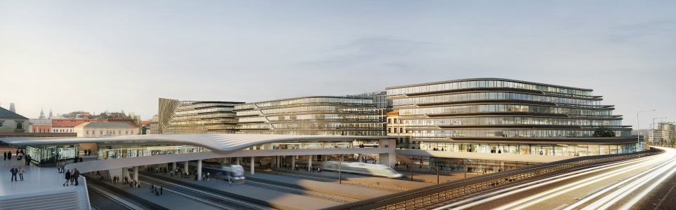 Zaha Hadid's Vision for Prague