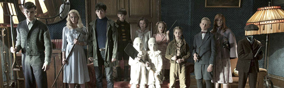 Movie Review: Miss Peregrine's School for Peculiar Children